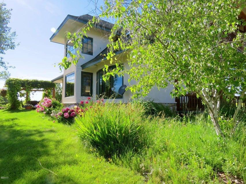 Single Family Home for Sale at 2230 Riverside Road Bigfork, Montana 59911 United States