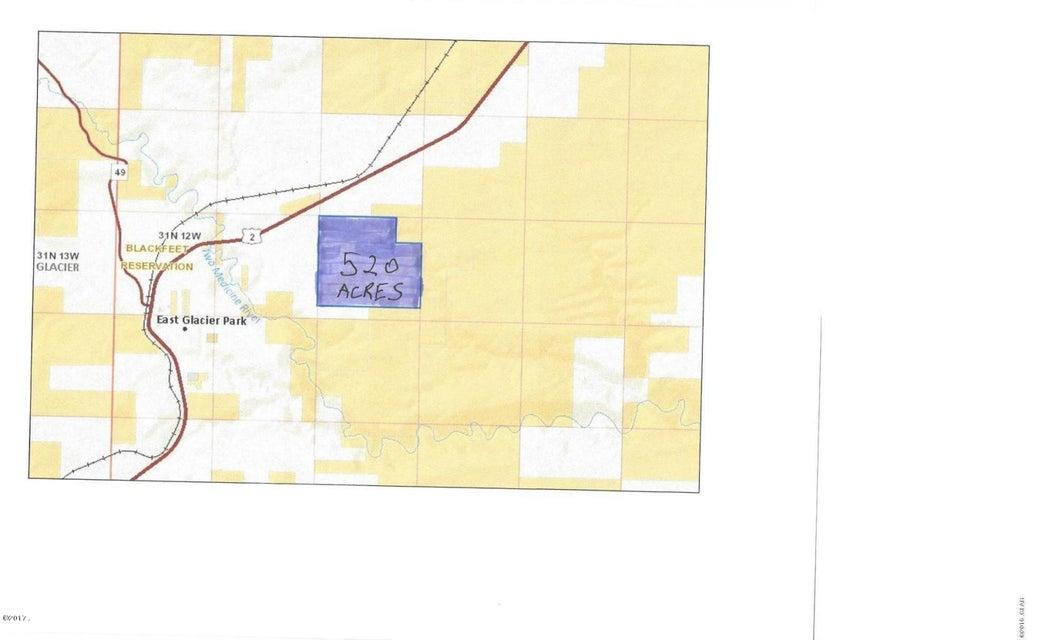 Land for Sale at South Mt 2 East Glacier Park, Montana 59434 United States