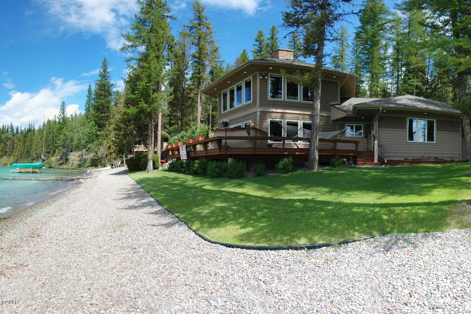 Additional photo for property listing at 3350 North Ashley Lake Road  Kalispell, Montana 59901 United States