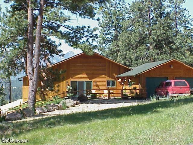 Single Family Home for Sale at 378 Harlan Creek Road 378 Harlan Creek Road Hamilton, Montana 59840 United States