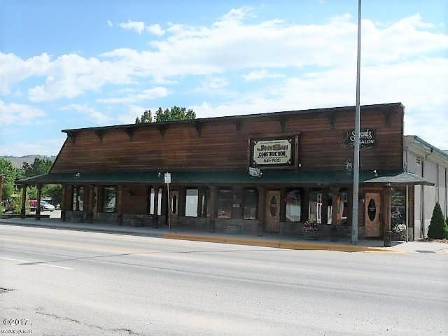 Commercial for Sale at 204 North Main Street Darby, Montana 59829 United States