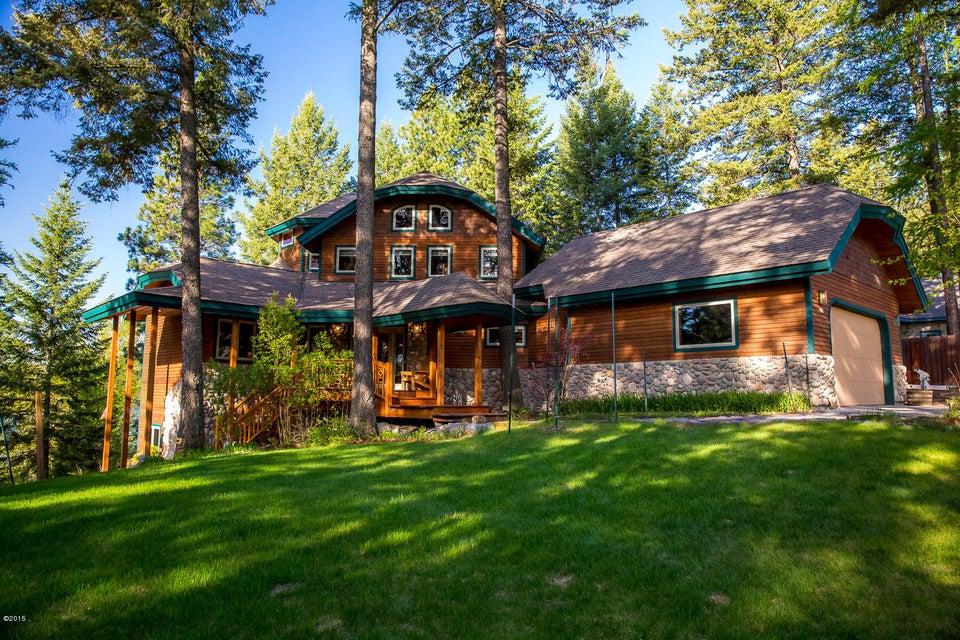 Single Family Home for Sale at 15 Marina Crest Lane 15 Marina Crest Lane Whitefish, Montana 59937 United States