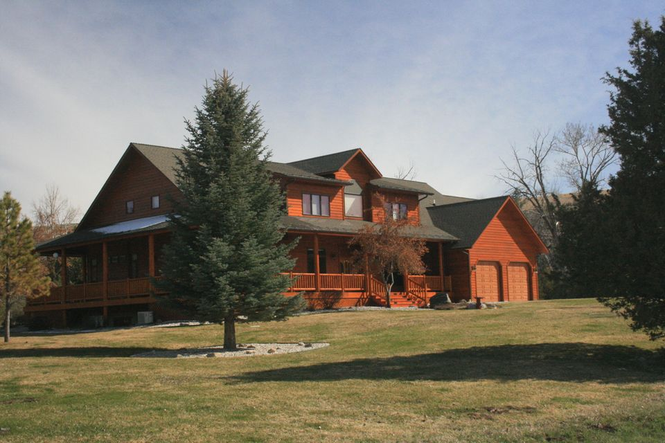 Single Family Home for Sale at 1665 South Burnt Fork Road 1665 South Burnt Fork Road Stevensville, Montana 59870 United States