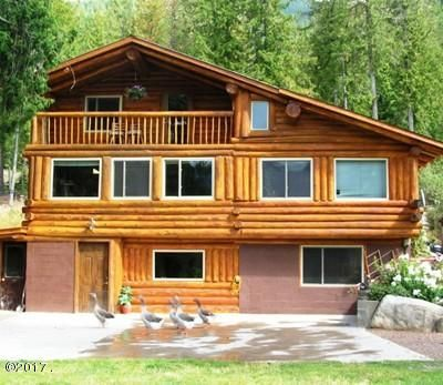 Single Family Home for Sale at 637 Mary Way Troy, Montana 59935 United States