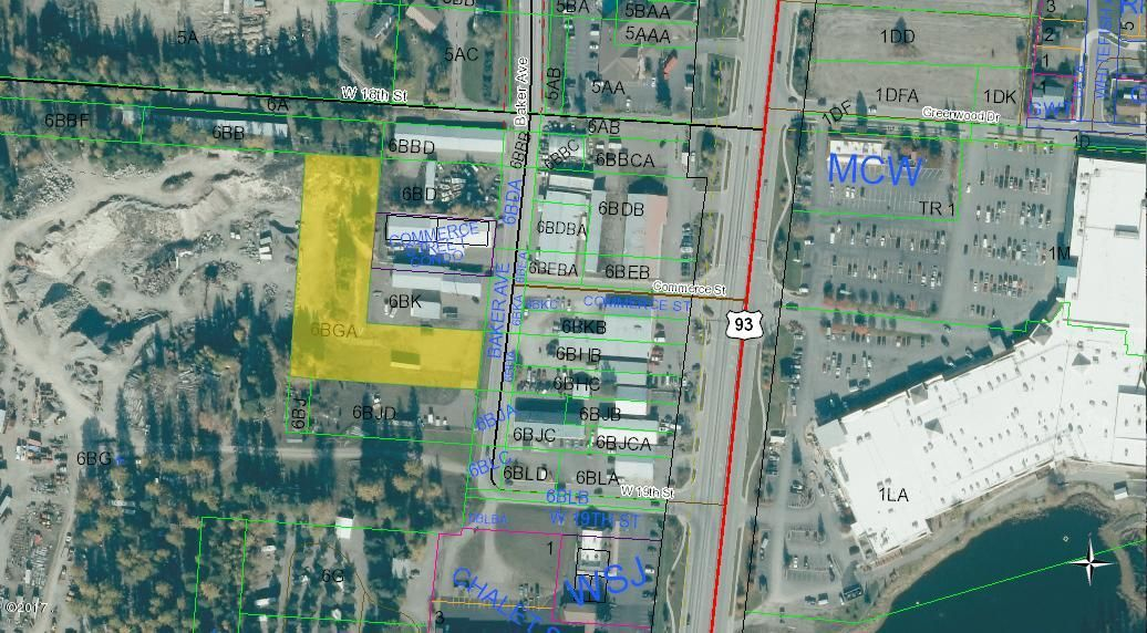 Land for Sale at 1842 Baker Avenue Whitefish, Montana 59937 United States