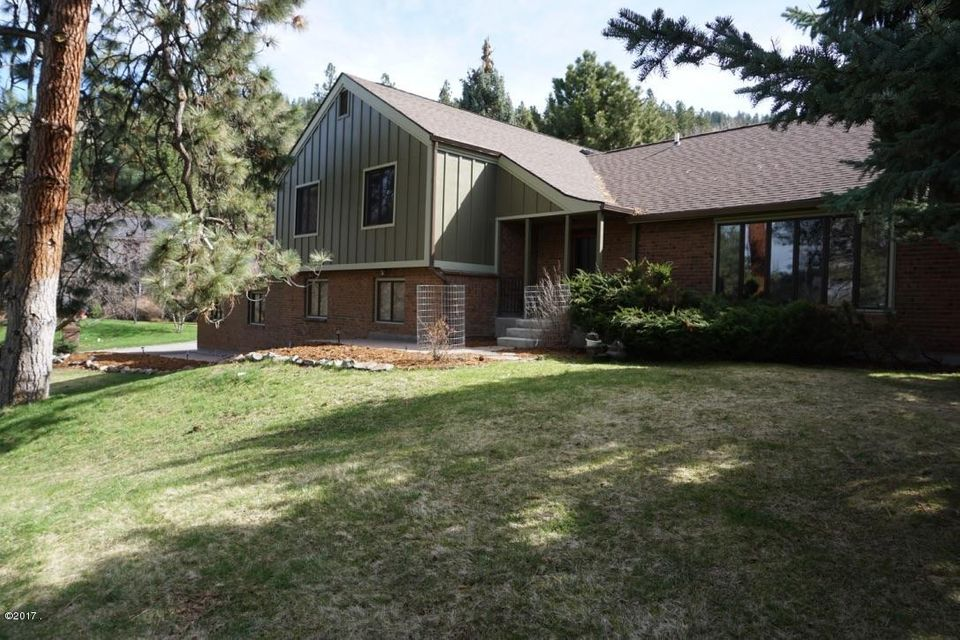 Single Family Home for Sale at 6 Elk Ridge Court Missoula, Montana 59802 United States