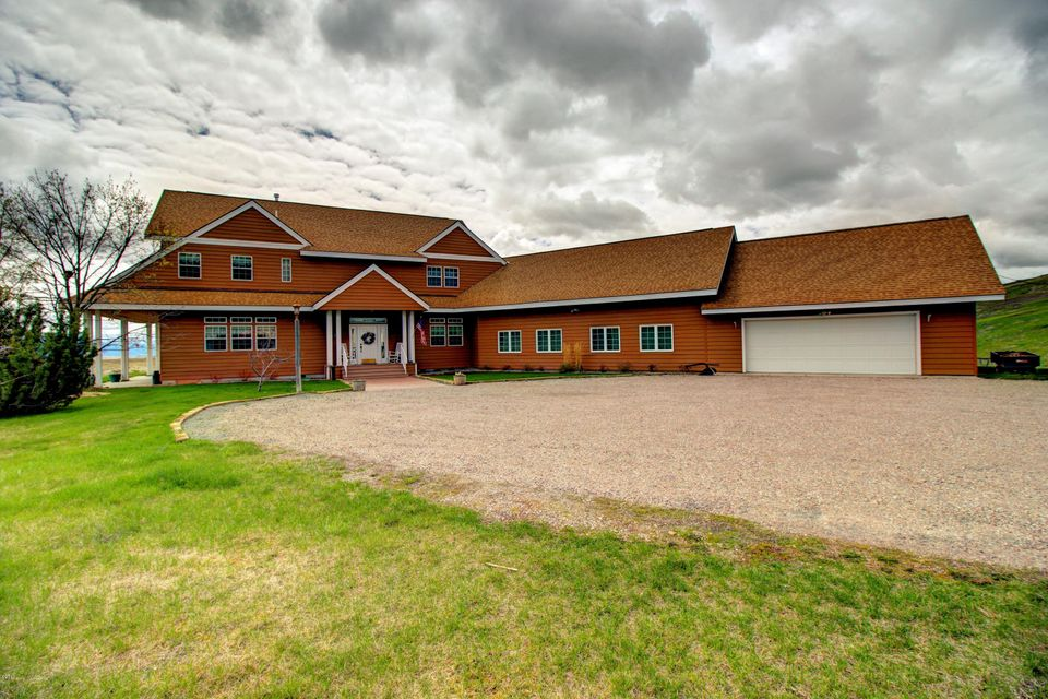 Single Family Home for Sale at 43232 Jumping Horse Lane Polson, Montana 59860 United States