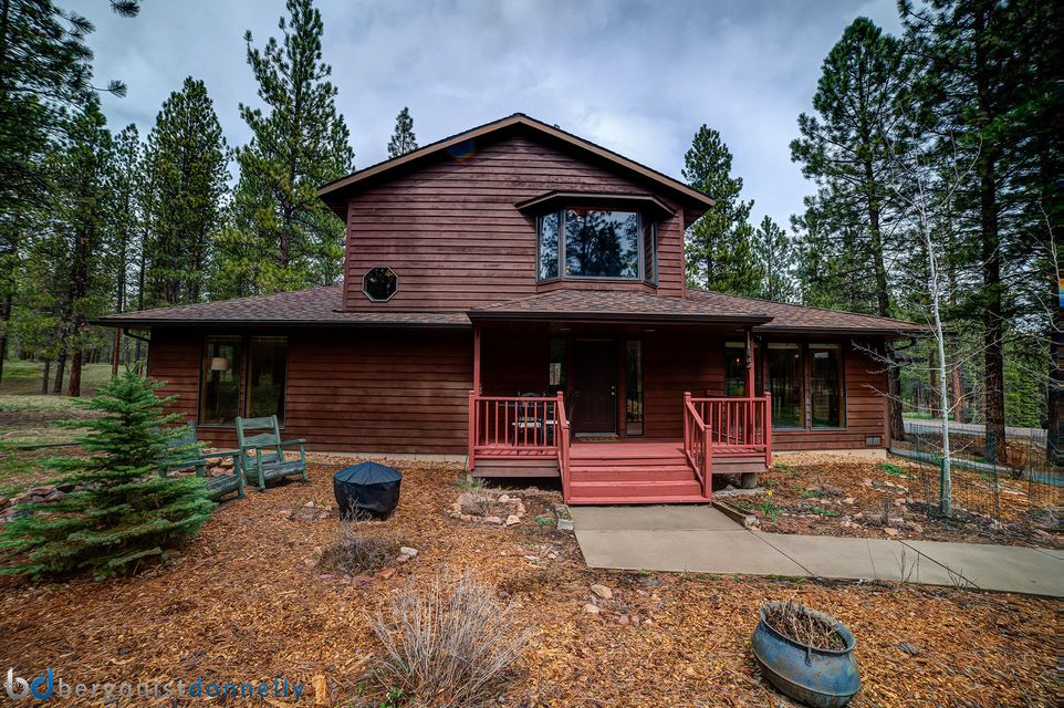 Single Family Home for Sale at 29100 Camp Run Road Bonner, Montana 59823 United States