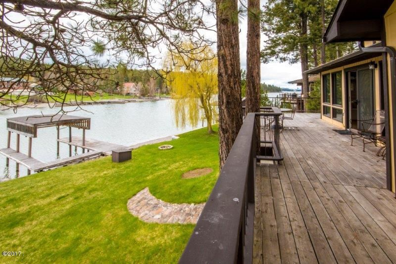 Additional photo for property listing at 335 Conrad Point Road  Lakeside, Montana 59922 United States