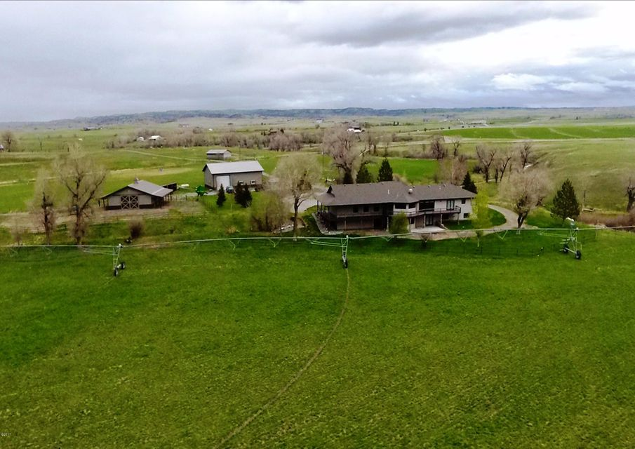 Single Family Home for Sale at 150 Howie Road Big Timber, Montana 59011 United States