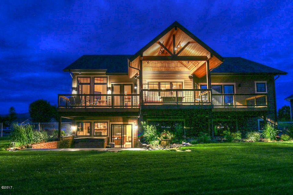 Single Family Home for Sale at 7322 Peregrine Court 7322 Peregrine Court Missoula, Montana 59808 United States