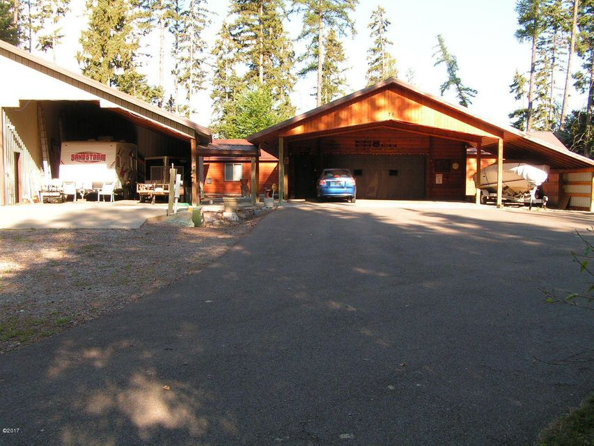 Single Family Home for Sale at 78 Gunner Lane 78 Gunner Lane Bigfork, Montana 59911 United States