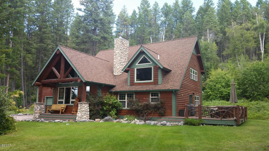Single Family Home for Sale at 2675 Rest Haven Drive Whitefish, Montana 59937 United States