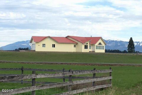 Single Family Home for Sale at 1820 Columbia Falls Stage Road 1820 Columbia Falls Stage Road Columbia Falls, Montana 59912 United States