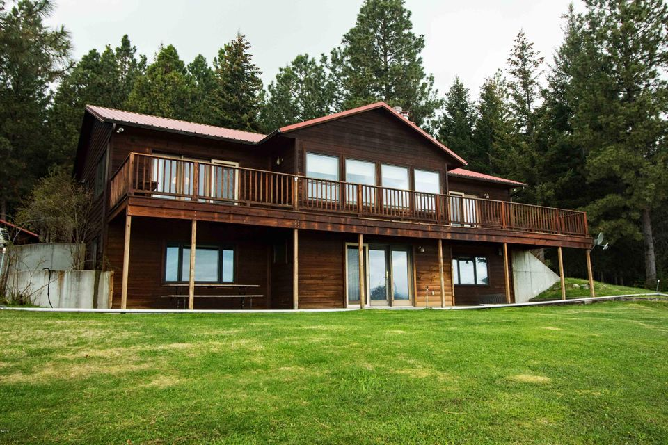 Single Family Home for Sale at 670 Eagles Roost Lane 670 Eagles Roost Lane Hamilton, Montana 59840 United States