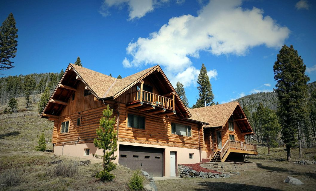 Single Family Home for Sale at 12967 Flesher Acres Road Canyon Creek, Montana 59633 United States