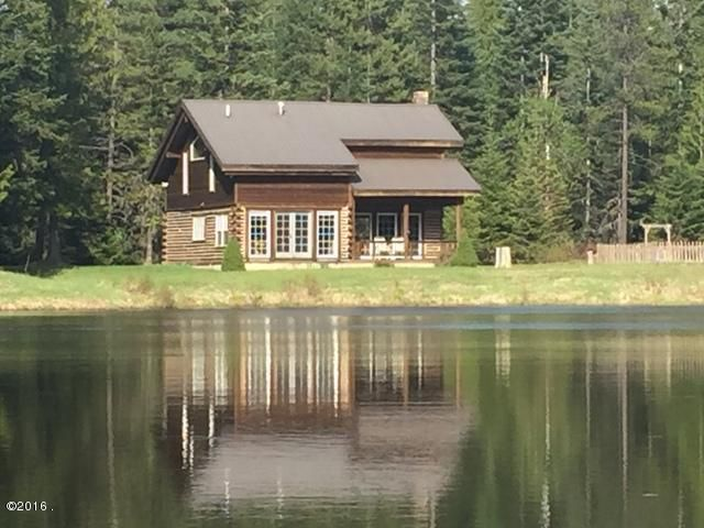 Single Family Home for Sale at 27 Picadilly Lane Heron, Montana 59844 United States