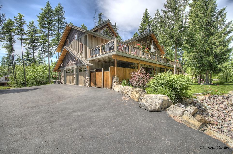 Single Family Home for Sale at 8 Ridge Crest Court Whitefish, Montana 59937 United States