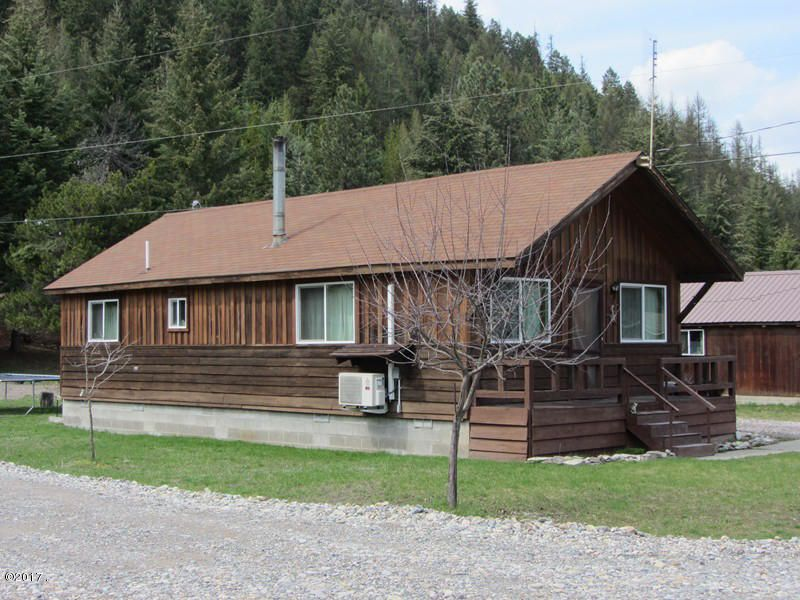 Multi-Family Home for Sale at 412 Pioneer Road 412 Pioneer Road Libby, Montana 59923 United States