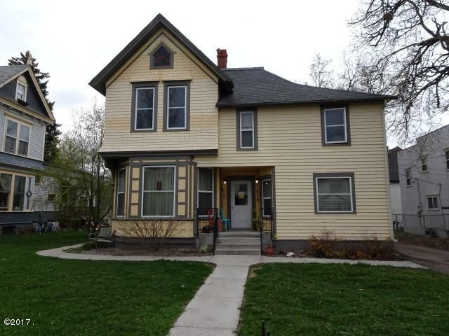 Multi-Family Home for Sale at 519--525 East Front Street 519--525 East Front Street Missoula, Montana 59802 United States