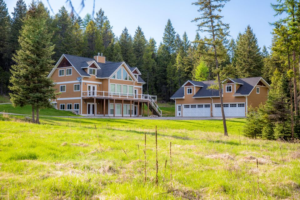 Single Family Home for Sale at 115 Wagon Wheel Road Whitefish, Montana 59937 United States
