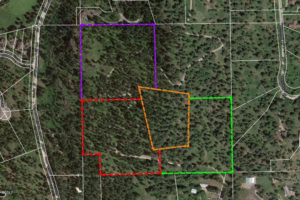 Land for Sale at 259 Chapman Hill Road Bigfork, Montana 59911 United States