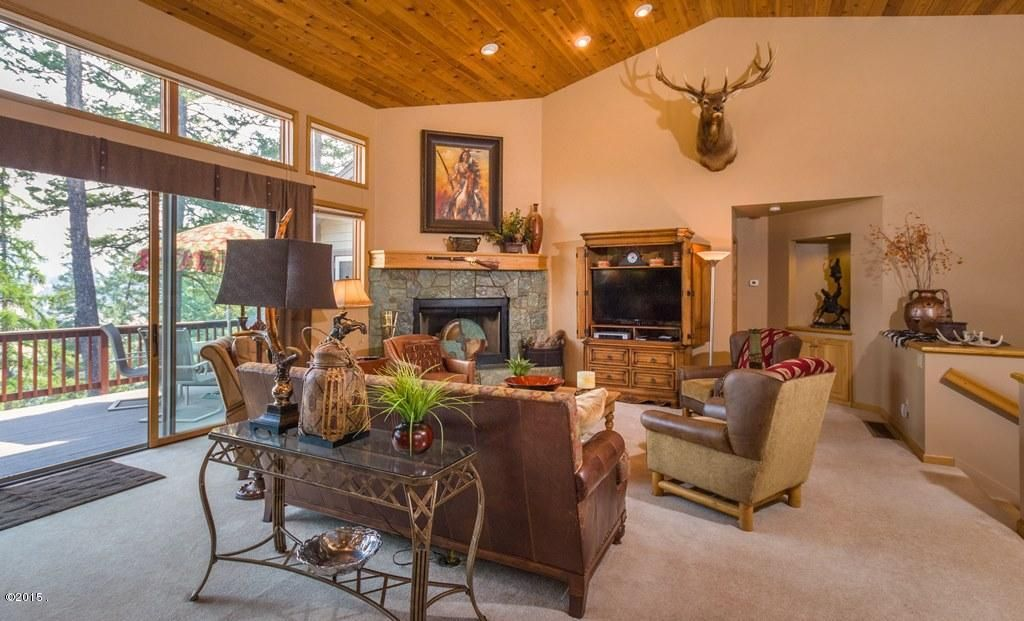 Single Family Home for Sale at 101 Eagle Bend Drive 101 Eagle Bend Drive Bigfork, Montana 59911 United States
