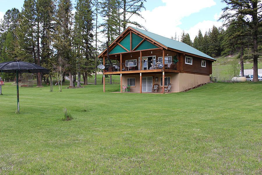 Single Family Home for Sale at 77848 U.S. Hwy 2 West Libby, Montana 59923 United States