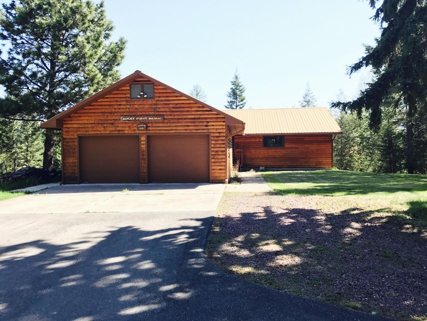 Single Family Home for Sale at 521 Swan Hill Drive Bigfork, Montana 59911 United States
