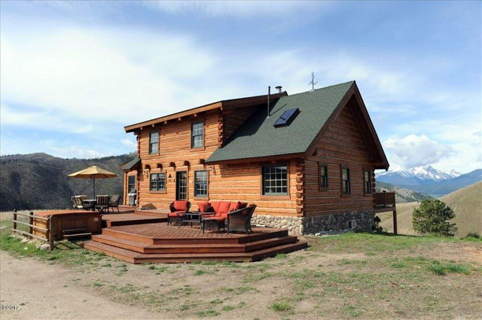 Additional photo for property listing at 119 Less Traveled Road  Darby, Montana 59829 United States