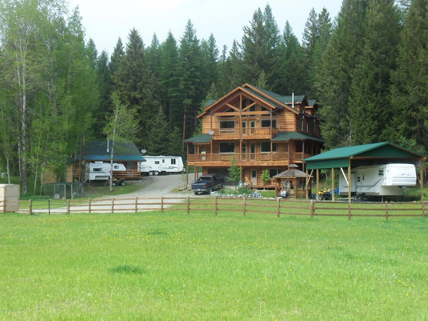 Additional photo for property listing at 12400 Pinkham Creek Road  Rexford, Montana 59930 United States