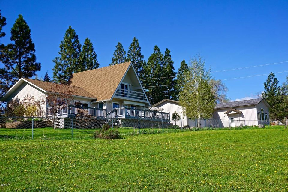 Single Family Home for Sale at 28501 7th Street Big Arm, Montana 59910 United States