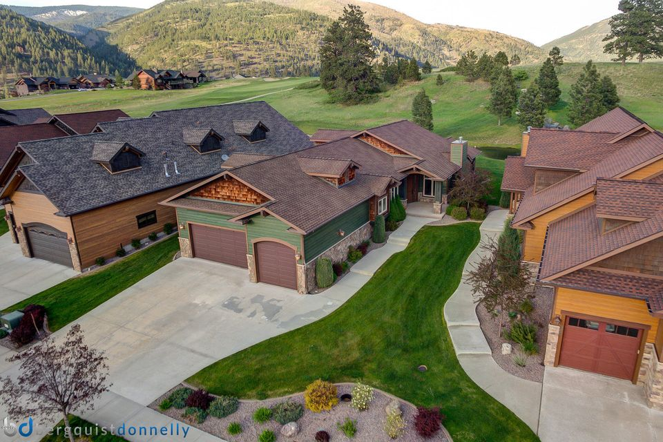 Single Family Home for Sale at 720 Anglers Bend Way Missoula, Montana 59802 United States