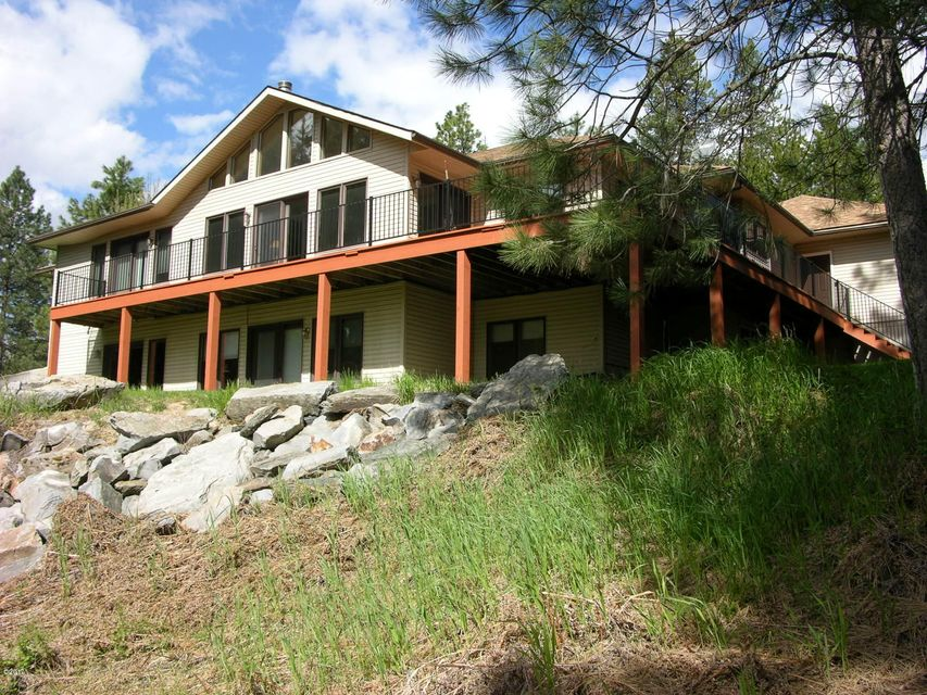 Single Family Home for Sale at 1 Ridge Lane 1 Ridge Lane Trout Creek, Montana 59874 United States