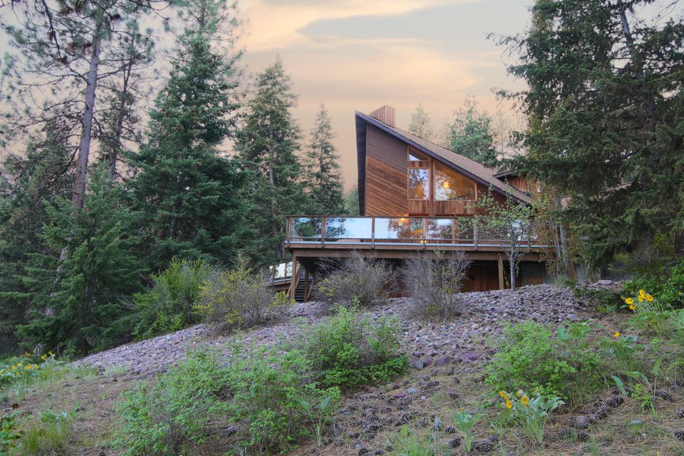 Single Family Home for Sale at 11105 Saddleback Lane Missoula, Montana 59804 United States