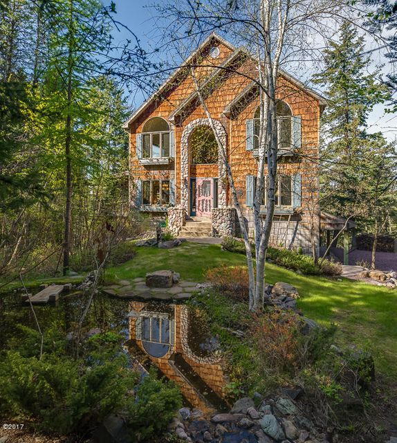 Single Family Home for Sale at 32 Nelsoncrest Place Whitefish, Montana 59937 United States
