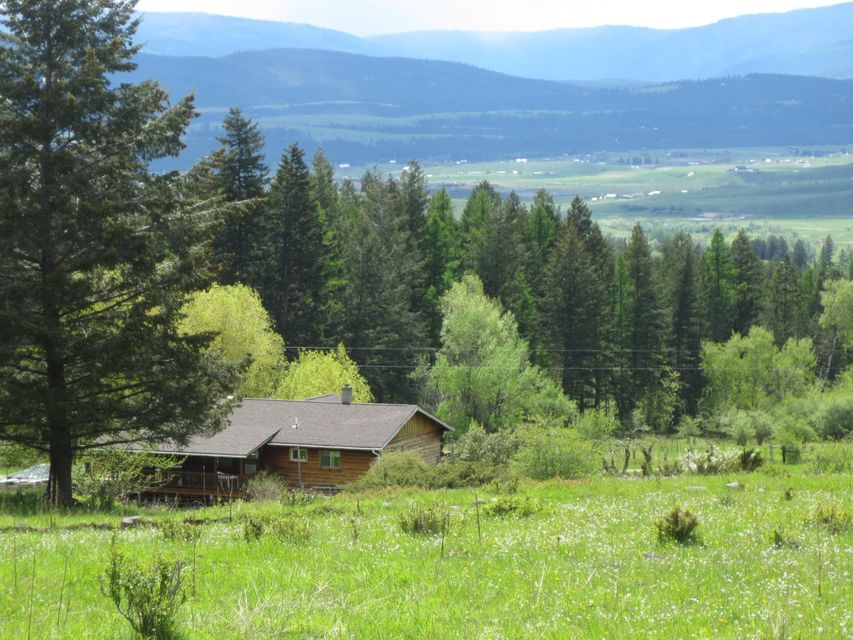 Single Family Home for Sale at 4258 Indian Creek Road Eureka, Montana 59917 United States