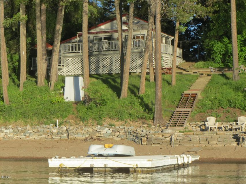 706 echo lake road bigfork mt purewest for Echo lake cabin rentals