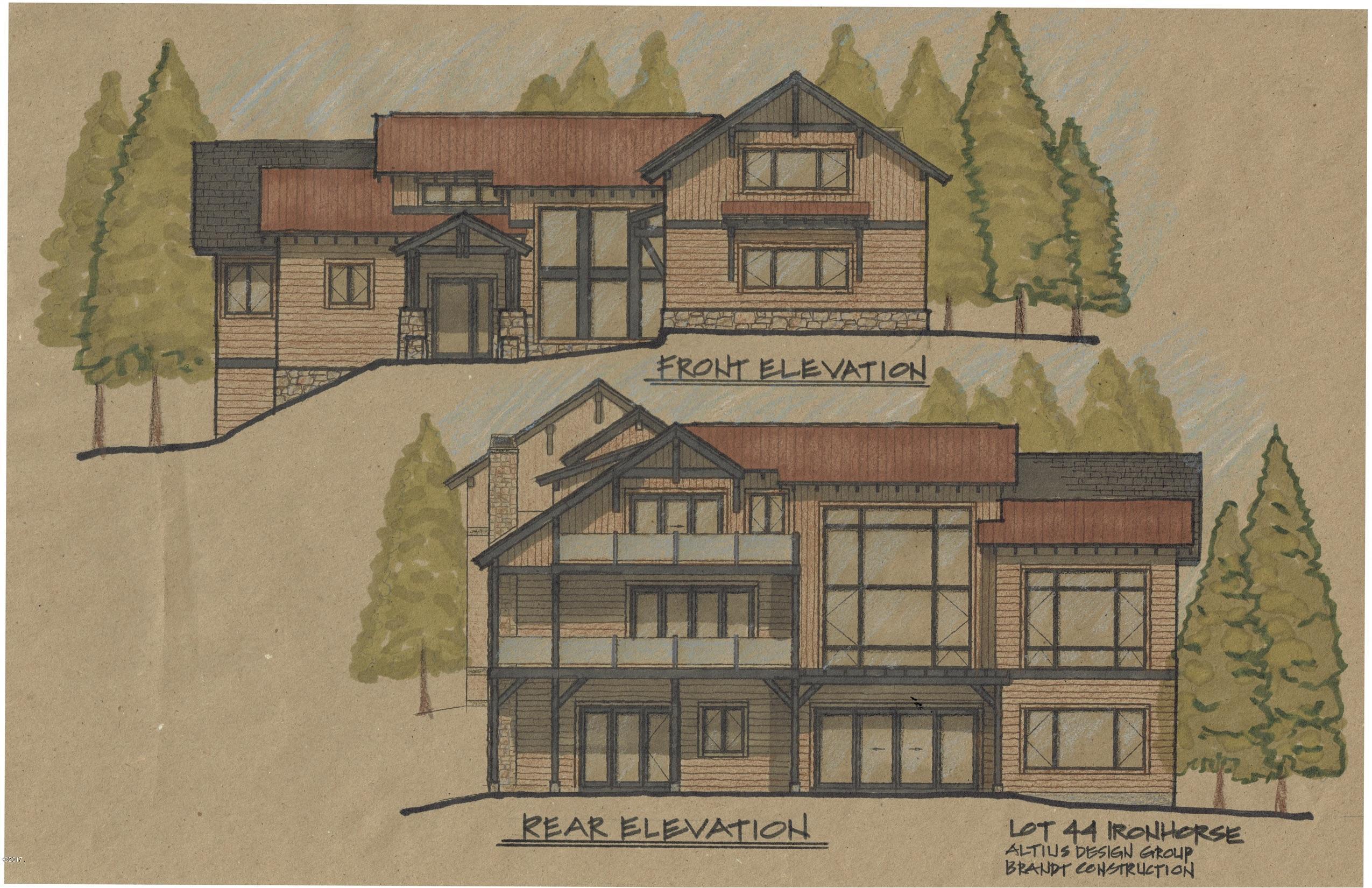 Additional photo for property listing at 246 North Prairiesmoke Circle  Whitefish, Montana 59937 United States