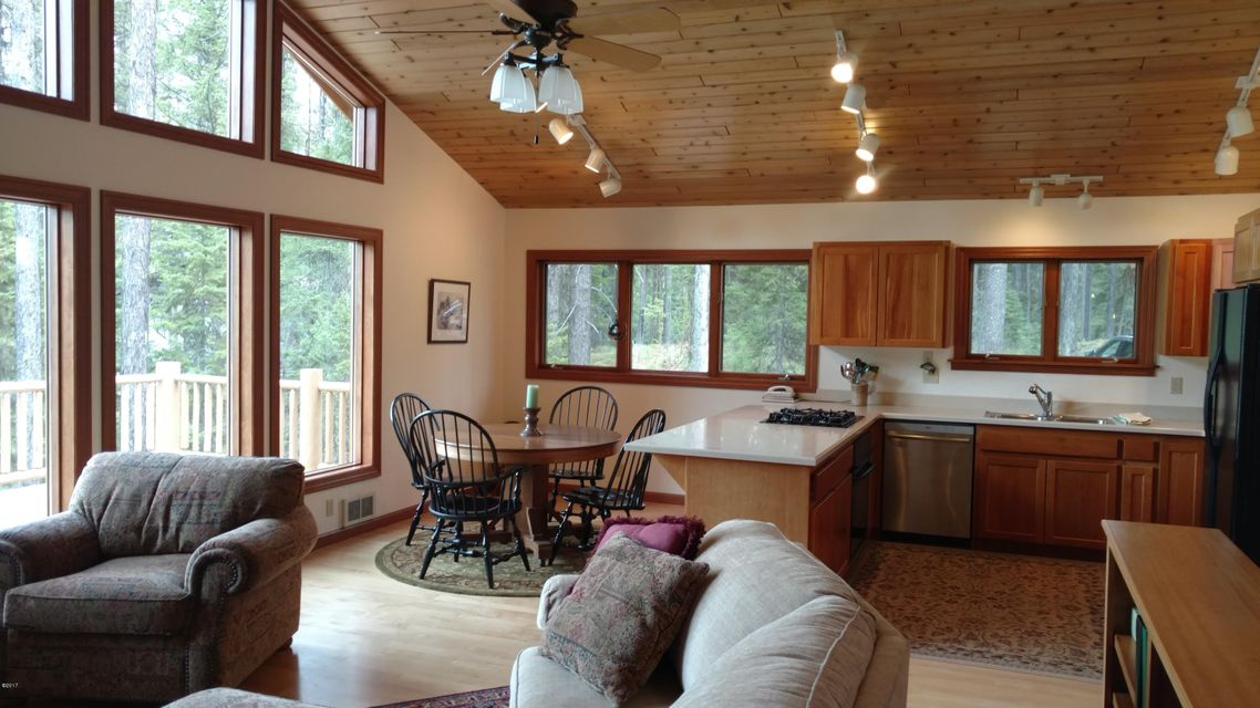 Additional photo for property listing at 5551 Lindbergh Lake Road  Condon, Montana 59826 United States