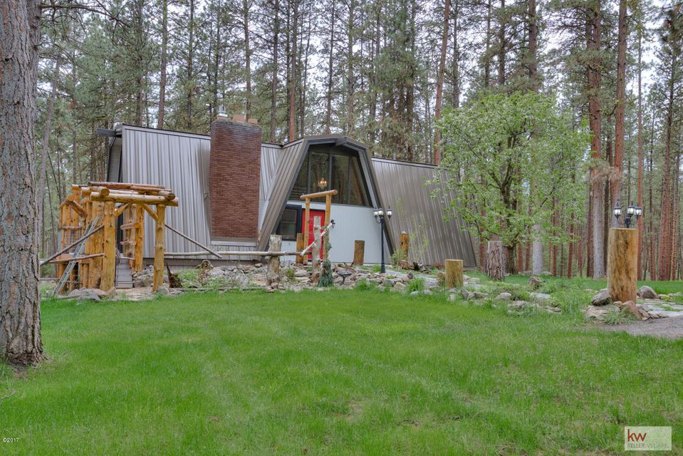 Single Family Home for Sale at 18930 Appaloosa Lane Frenchtown, Montana 59834 United States