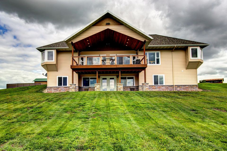 Single Family Home for Sale at 45339 Leighton Road Ronan, Montana 59864 United States