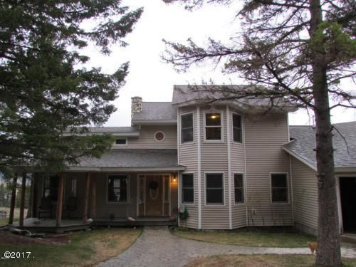 Single Family Home for Sale at 1257 Smith Lake Road 1257 Smith Lake Road Kalispell, Montana 59901 United States