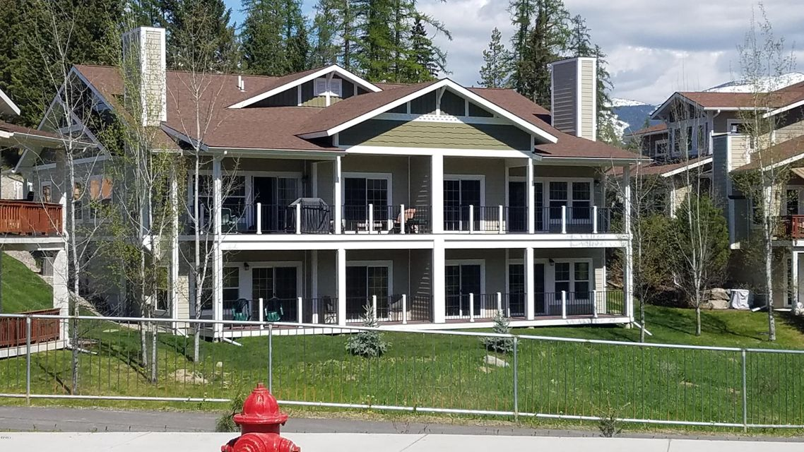 Single Family Home for Sale at 605/607 Geddes Avenue 605/607 Geddes Avenue Whitefish, Montana 59937 United States