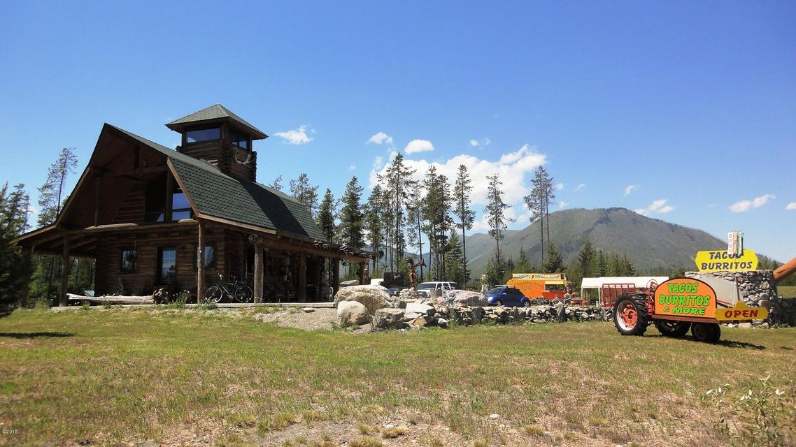 Additional photo for property listing at 12135 Highway 2 East 12135 Highway 2 East West Glacier, Montana 59936 United States