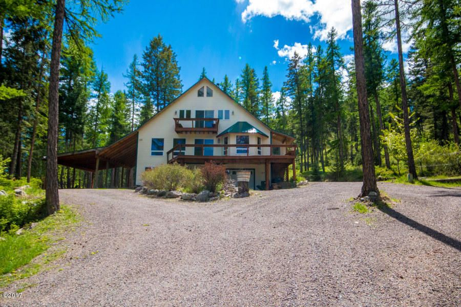 Single Family Home for Sale at 220-230 Tamarack Woods Drive Lakeside, Montana 59922 United States