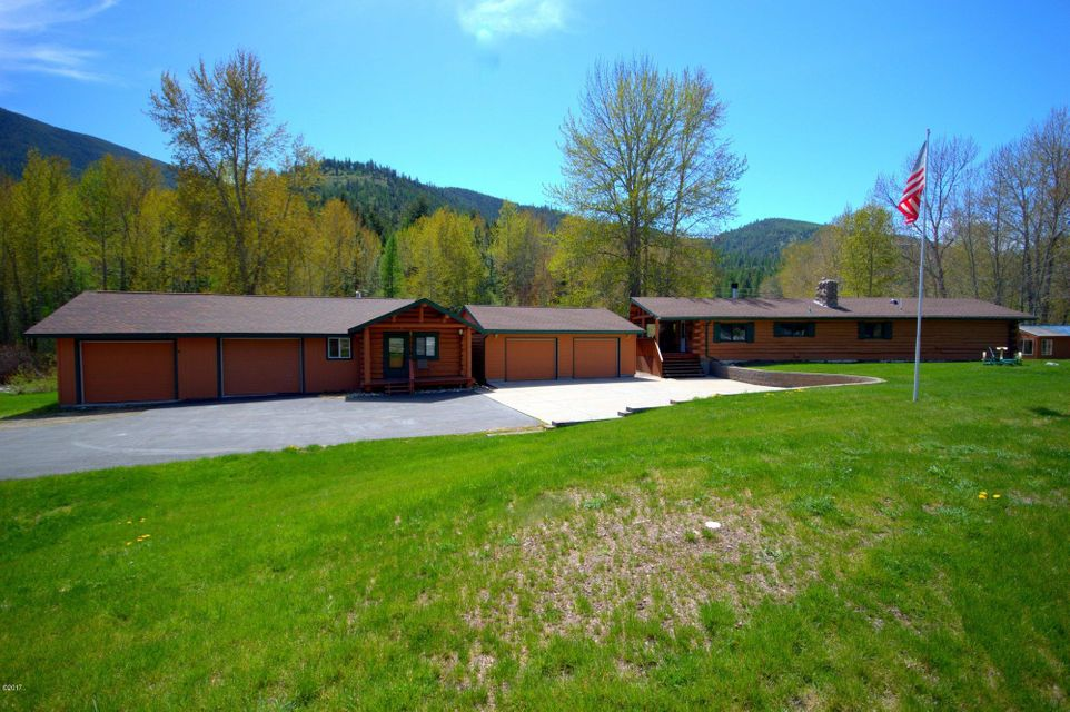Single Family Home for Sale at 13905 Highway 12 West Lolo, Montana 59847 United States