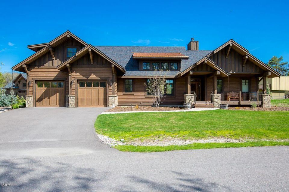 Single Family Home for Sale at 613 Viking Creek Whitefish, Montana 59937 United States