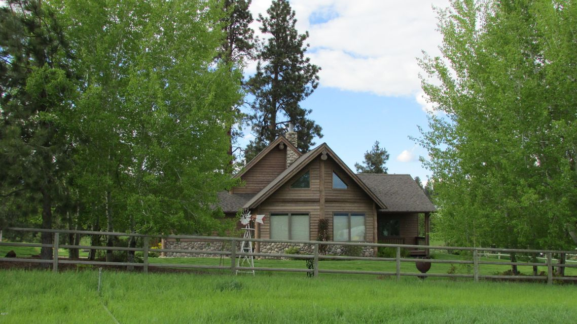 Single Family Home for Sale at 308 Sheafman Creek Road 308 Sheafman Creek Road Victor, Montana 59875 United States