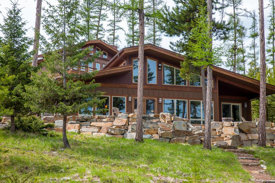 Single Family Home for Sale at 970 Mcgregor Lane Marion, Montana 59925 United States